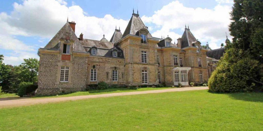 Le château-de-Ligoure